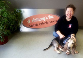 A. Anthony's Mobile Vehicle Service Inc. Laurel, MD